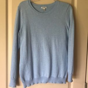 Baby Blue sweater || Old Navy